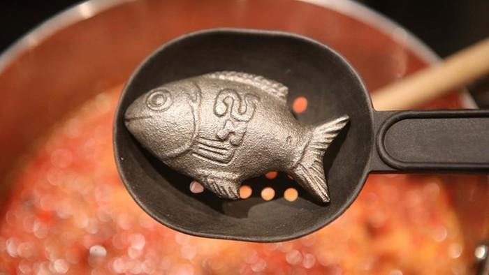 besi ikan