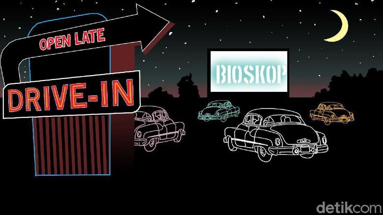 Bioskop Drive-in