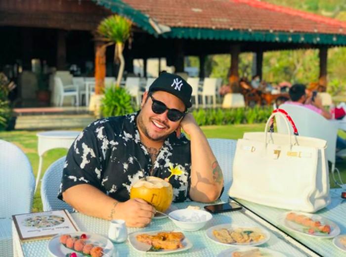 Bisnis kuliner Ivan Gunawan