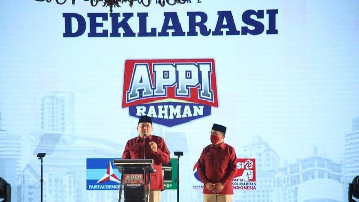 Deklarasi Appi-Rahman di Makassar (dok. Istimewa).