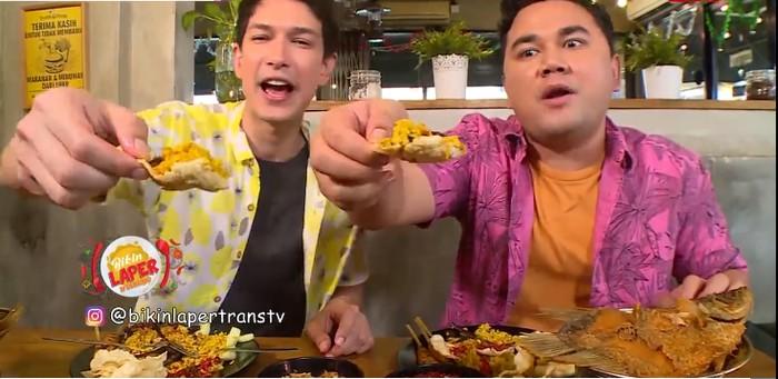 Gurame Saus Thailand dan Nasi Goreng Rempah yang Pedas Nyengat
