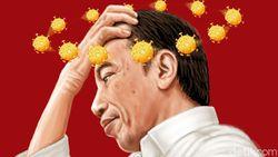 5 Kebijakan Jokowi di Tahun Pandemi yang Penuh Kontroversi