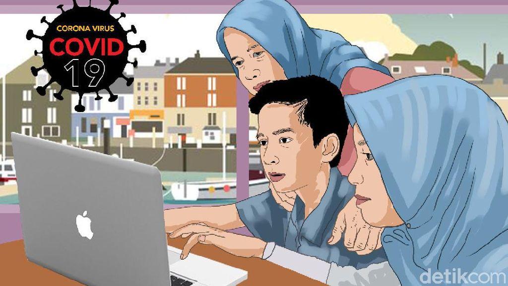 59 Desa di Cianjur Blank Spot, Siswa Kesulitan Sekolah Daring