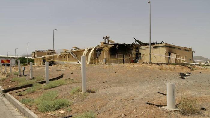 Iran sebut aksi sabotase picu kebakaran fasilitas nuklir mereka