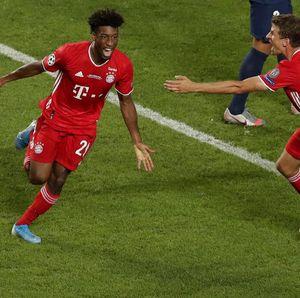 Kingsley Coman Top, Bayern Pesta Gol ke Gawang Atletico