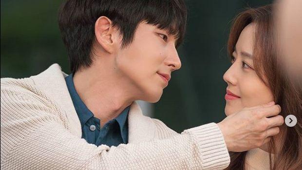 Lee Joon Gi dalam drama Korea Flower of Evil