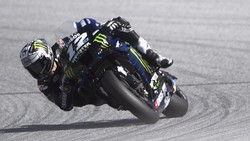 Video Vinales Start Terdepan di MotoGP Emilia Romagna