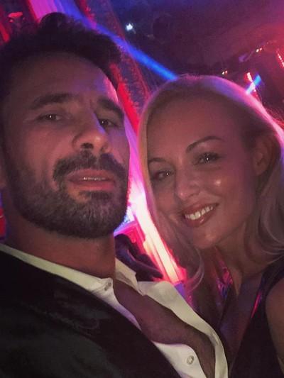 Pasangan bintang porno Manuel Ferrara dan Kayden Kross