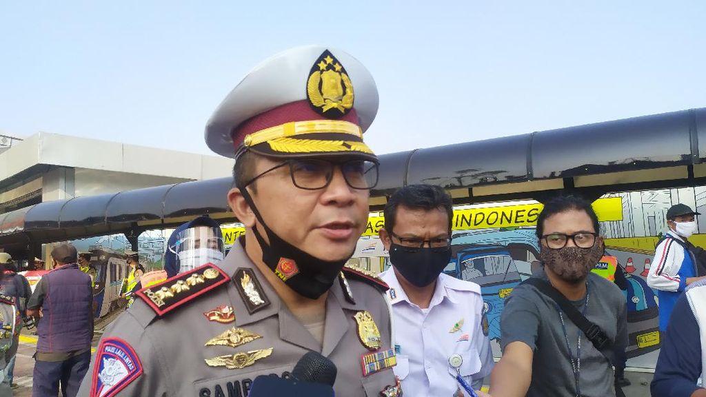 Polisi: Telat Bayar Denda Operasi Yustisi, Izin Angkutan Umum Bisa Dicabut