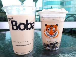 Bubble Tea Rp 6.000 Vs Rp 60.000, Gimana Ya Rasanya?
