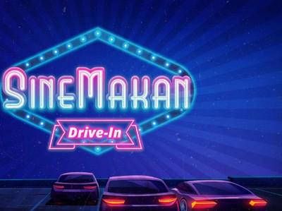 Buat yang Kangen ke Bioskop, TSM Makassar Gelar SineMakan Drive-in