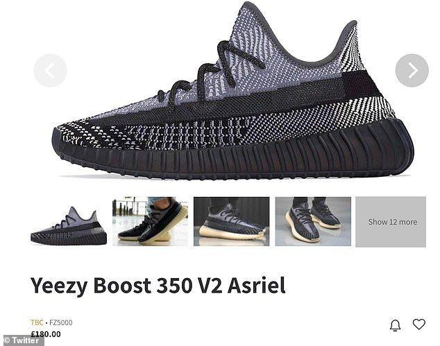Yeezy Sneakers Kanye West