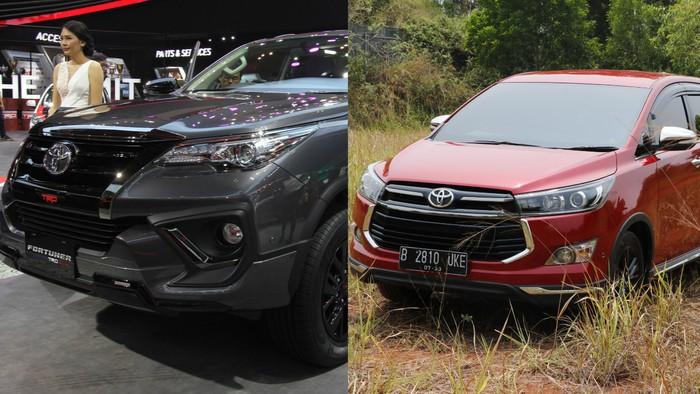PT Toyota Astra Motor (TAM) mengumumkan program recall terhadap dua produk mobilnya, Kijang Innova dan Fortuner. Toyota menyampaikan ada indikasi masalah pada sistem pengereman.