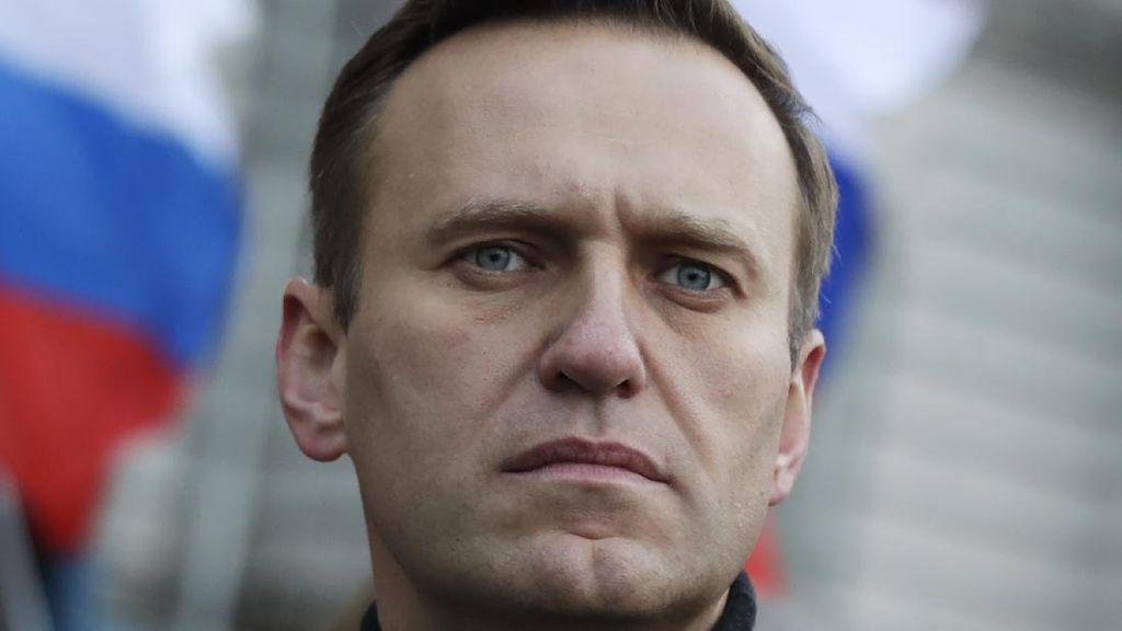 Didesak Negara-negara Barat Bebaskan Alexei Navalny, Rusia Geram