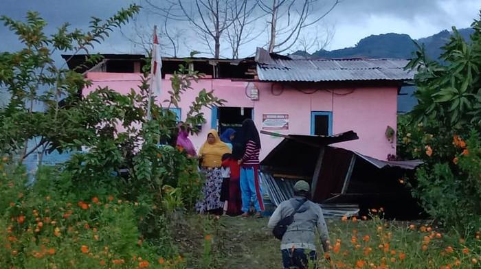 Angin Puting Beliung Landa Aceh Tengah, 32 Rumah Rusak
