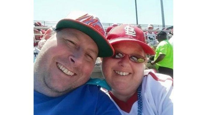 Pasangan suami-istri dari Florida yang awalnya anggap Corona hoax.