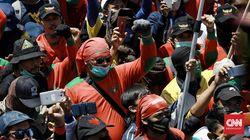 Tak Ikut Aksi Mogok Buruh, KSPN: Berbahaya bagi Masyarakat