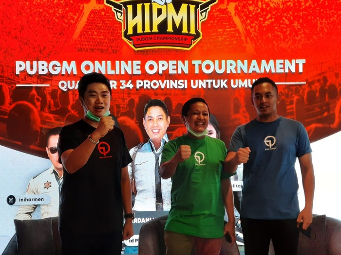 HIPMI PUBG Turnamen