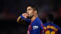 Istri Messi Ikut Sedih Luis Suarez Cabut dari Barcelona