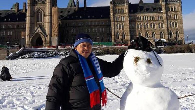 Nostalgia Salju di Ottawa