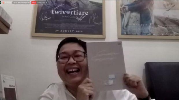 Novel Ika Natassa Sementara, Selamanya Rilis Bulan Ini