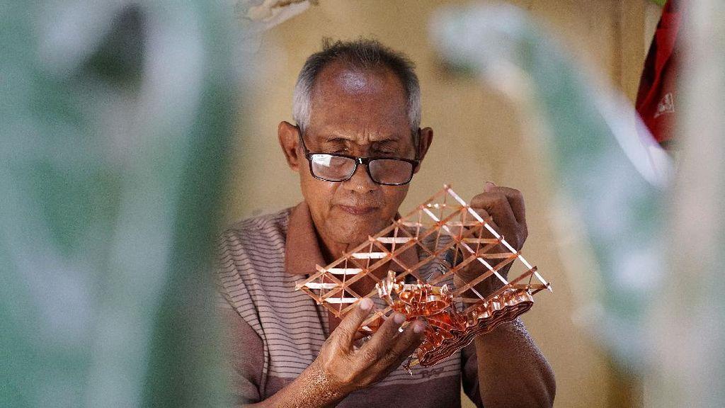Curhat Perajin Cap Batik: Corona Membuat Kami Kelimpungan