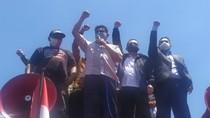Waka DPR Dasco Temui Massa Penolak Omnibus Law, Gerindra: Protokol Dipenuhi