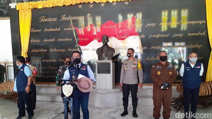 Sejumlah prajurit Raider 300 di Cianjur positif COVID-19