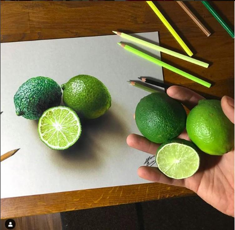 seniman 3D marcello barenghi