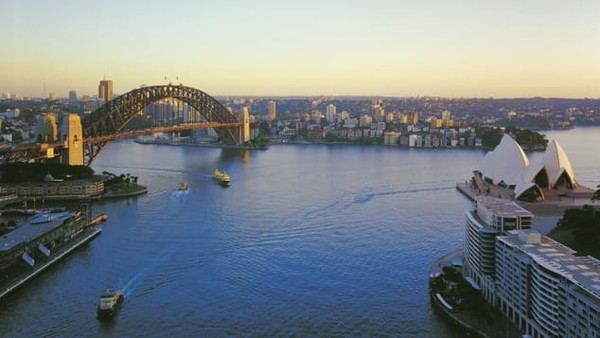 Kategori ini yakni stabilitas, perawatan kesehatan, budaya dan lingkungan, pendidikan, dan infrastruktur. Sydney di peringkat ketiga (Foto: Tourism Australia)