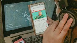 Akun Pengguna Spotify Bocor, 350 Ribu Password Disetel Ulang