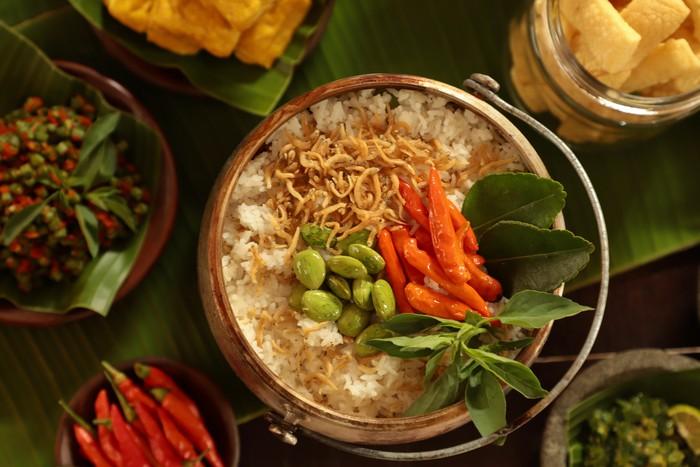 Tips membuat nasi liwet Sunda