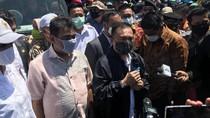 Pimpinan DPR ke Massa Buruh Penolak Omnibus Law: Awasi Kami!
