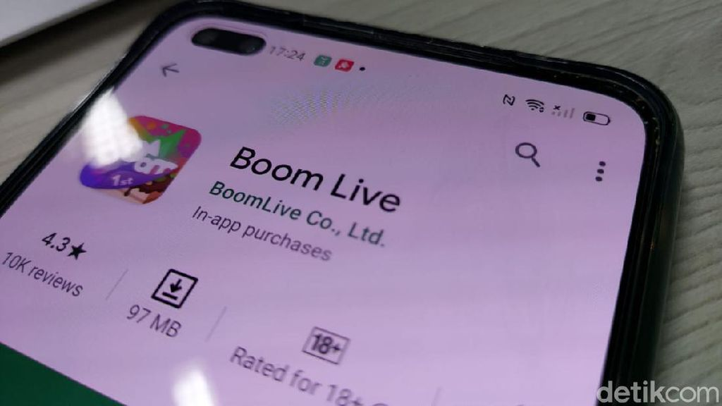 Video Bidan Live Bugil Meledak di Boom Live