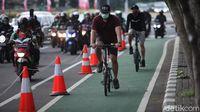 Jika Jadi Sepeda Masuk Tol, Pengendara Mobil Harus Apa?