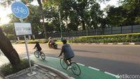 Anies Minta Tol Dibuka untuk Road Bike, Pengamat: Bisa Macet Total!