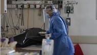Tenaga Kesehatan di Argentina Kewalahan dengan Pasien Covid-19