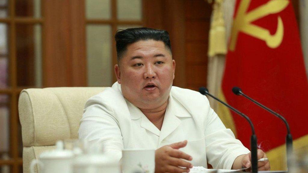 Korut Dilanda Topan, Kim Jong Un Pertimbangkan Kembali Proyek Akhir Tahun