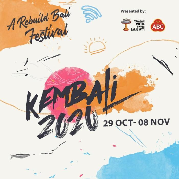 Festival KEMBALI2020 di Ubud