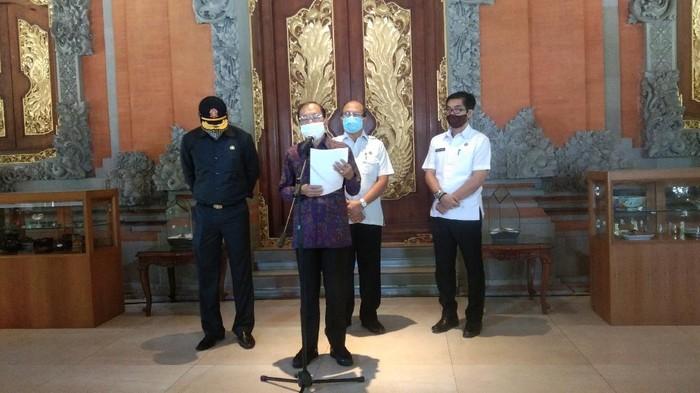 Gubernur Bali I Wayan Koster (Foto: Angga Riza/detikcom)