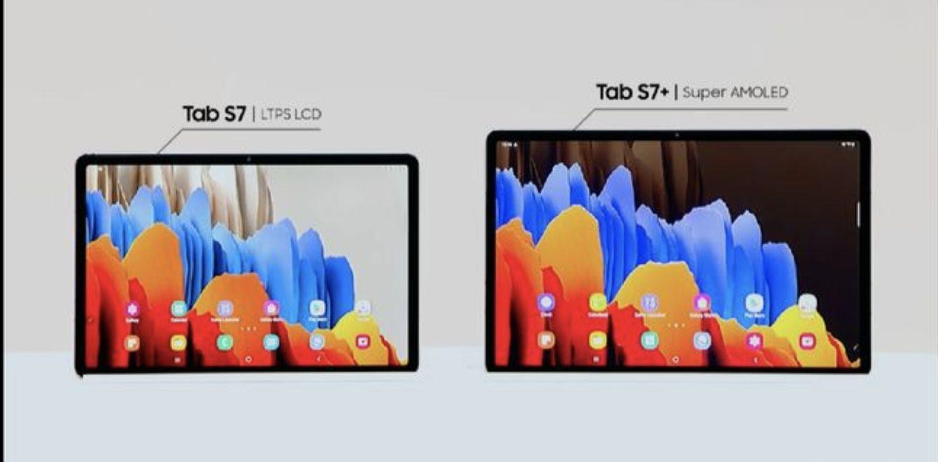 Ilustrasi Samsung Galaxy S7 plus. (dok. Screenshot Samsung)