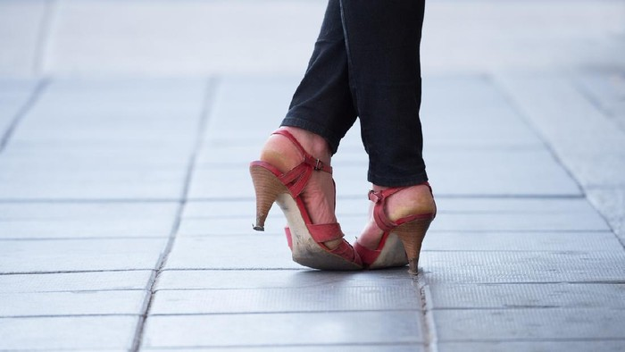 Woman...shoes