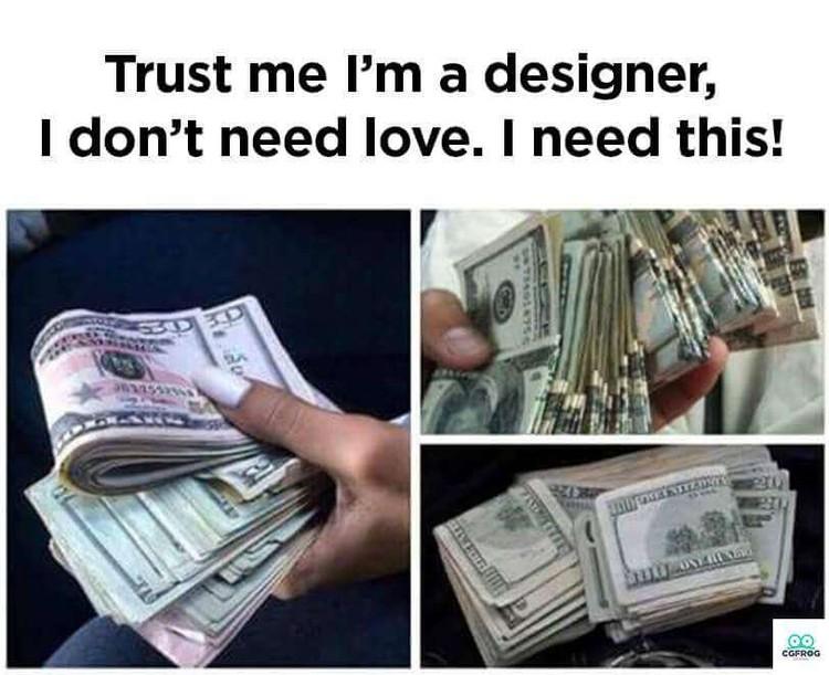 Kehidupan Desainer Grafis