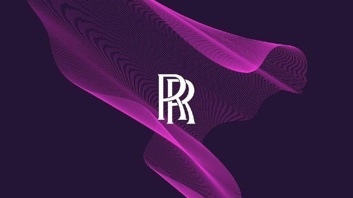 Logo baru Rolls-Royce