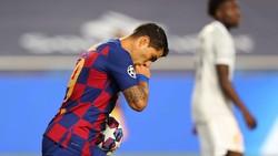 Koeman: Kepergian Suarez Keputusan Barcelona
