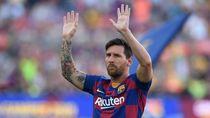 Masuk Daftar Pesepakbola Terkaya, Segini Pendapatan Messi