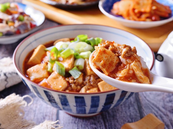 Resep Mapo Tofu