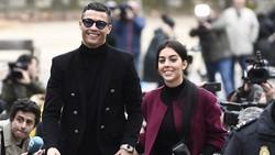 Rahasia Bugar Georgina Rodriguez, Untungnya Nggak Sebrutal Ronaldo