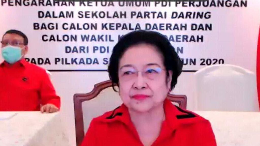 Megawati Ngaku Ditawari Talkshow Usai Minta Jokowi Tak Manjakan Milenial