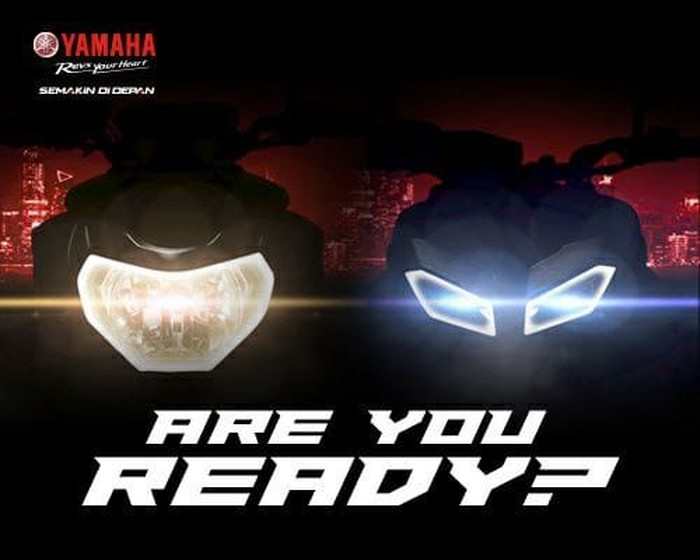 Teaser 2 motor baru Yamaha